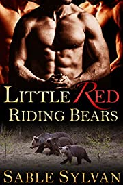 Little Red Riding Bears: A BBW Bear Shifter Paranormal Romance (Bear-y Spicy Fairy Tales Book 2)