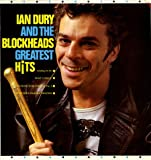 IAN DURY AND THE BLOCKHEADS GREATEST HITS VINYL LP[FA3031]1981