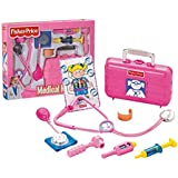 Fisher Price Exclusive Medical Kit Pink