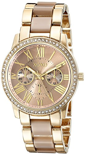 xoxo-womens-xo5873-yellow-and-rose-gold-tone-watch