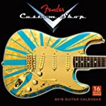 Fender� Custom Shop Guitars 2016 Wall...