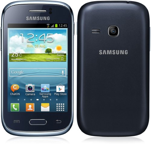 Samsung Galaxy Young (S6310N) - Smartphone Libero Android (schermo 3,27