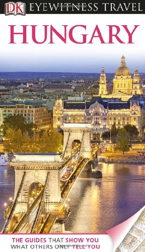 Dk Eyewitness Travel Guide: Hungary front-494660