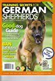 img - for Training Secrets for German Shepherds Volume 16 (Popular Dog Series, 16) book / textbook / text book