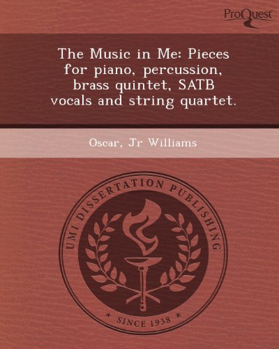The Music in Me: Pieces for Piano