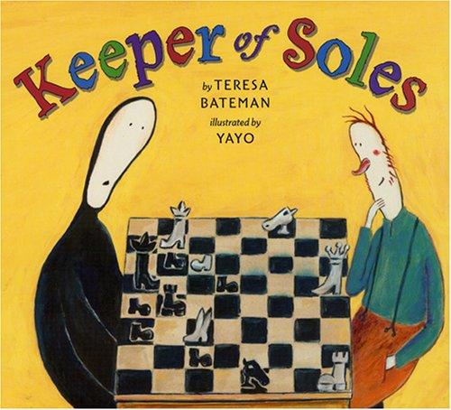Keeper Of Soles, Teresa Bateman