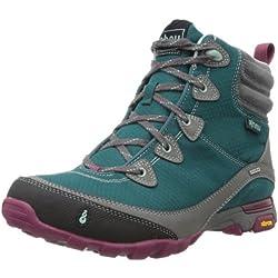 Ahnu Women's Sugarpine Boot Hiking Boot,Deep Teal