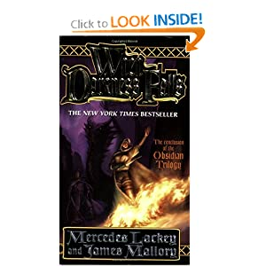 When Darkness Falls (The Obsidian Trilogy, Book 3) by Mercedes Lackey and James Mallory