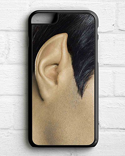 Star Trek Spock Ear For Iphone 6 Plus Case