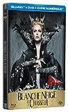 echange, troc Blanche-Neige et le chasseur - Combo Blu-ray + DVD + Copie digitale - Boîtier métal [Blu-ray]