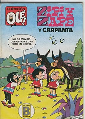 Coleccion Ole numero 246-Z.10: Zipi y Zape y Carpanta