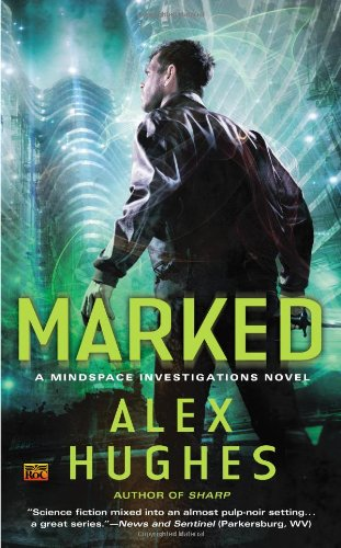 Image of Marked: A Mindspace Investigations Novel