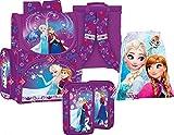 Frozen die Eiskönigin disney 3 Teile SCHULRANZEN + Sticker...