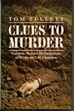 Clues To Murder Famous Forensic Murder Cases of Professor J. M. Camero