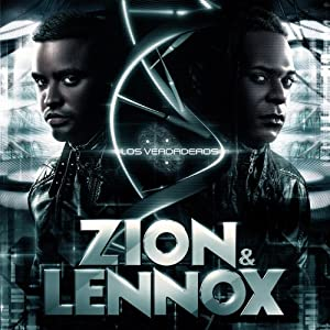 Zion & Lennox - Los Verdaderos Cover
