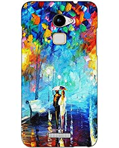Coolpad Note 3 Lite Back Cover Designer Hard Case Printed Cover