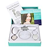#1 BEST Skin Cleansing FACE and BODY BRUSH Microdermabrasion Exfoliator System - Pore Minimizer - Acne Spots and Acne Scar Treatment - Body Acne Remover - Dark Spot Corrector - Perfect Skin Brushing System for Women and Men by ESS