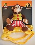 Top Paw Large/X-Large Monkey Dog Rider Costume