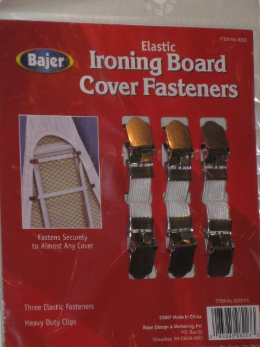 heavy duty ironing board cover fasteners clips 3