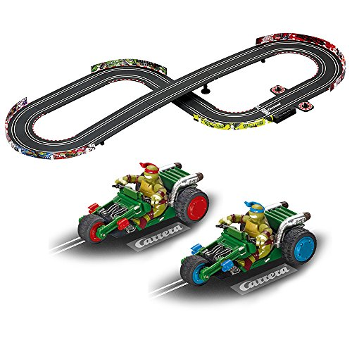 carrera go teenage mutant ninja turtle race racing set. Black Bedroom Furniture Sets. Home Design Ideas