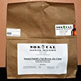 Samuel Smith's Nut Brown Ale Clone Beer Recipe Kit by NorCal Brewing Solutions
