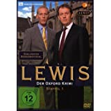 "Lewis - Der Oxford Krimi: Staffel 1 [4 DVDs]von ""Kevin Whately"""