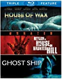 House of Wax / Return to House on Haunted [Blu-ray] [US Import]