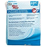 Four Paws Wee-Wee Little Dog Housebreaking Pads, 12 Pack