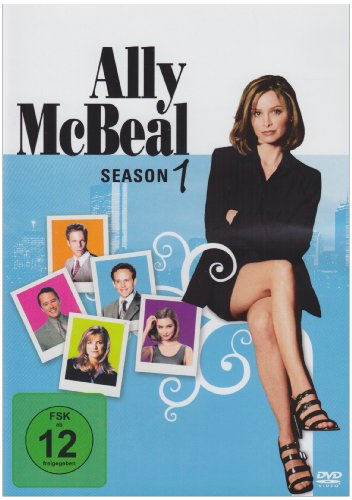 Ally McBeal: Season 1 [6 DVDs]