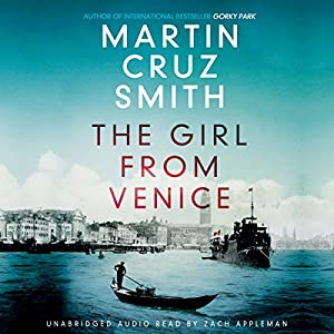 The Girl from Venice Audiobook
