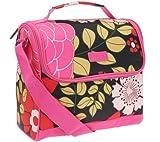 おもちゃ Sachi Crossbody Insulated Lunch bag Floral [並行輸入品]