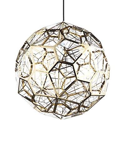 Control Brand The Filippa Globe 1-Light Pendant, Gold