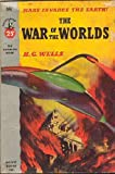 War of the Worlds (0671673041) by H. G. Wells