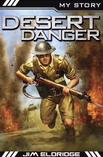 Desert Danger (My Story)