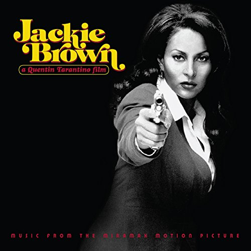 Jackie Brown: Music From The Miramax Motion Picture (180 Gram Yellow Vinyl)