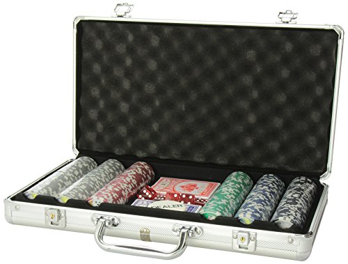 Royal Flush 300 Piece 11.5gram Poker chip Set