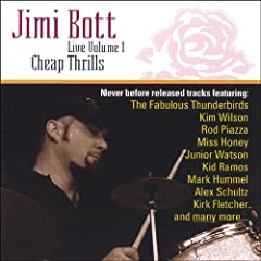 Jimi Bott Live Volume One Cheap Thrills