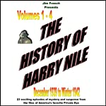 The History of Harry Nile, Box Set 4, Vol. 13-16, August 1952 to Winter 1954 | Jim French
