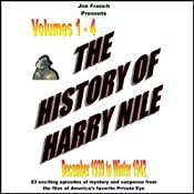 The History of Harry Nile, Box Set 4, Vol. 13-16, August 1952 to Winter 1954 | [Jim French]