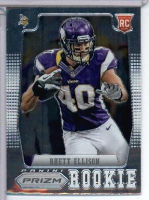2012 Panini Prizm # 252 Rhett Ellison RC - Minnesota Vikings (RC - Rookie Card) NFL Football Trading Card