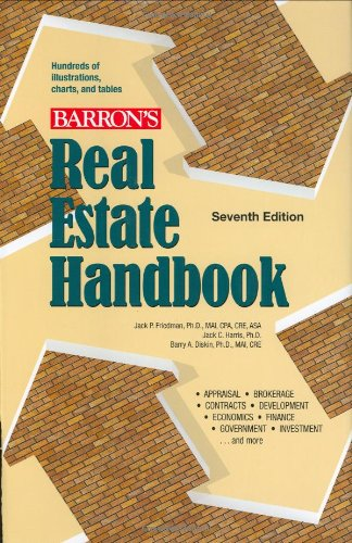 Real Estate Handbook (Barron's Real Estate Handbook)