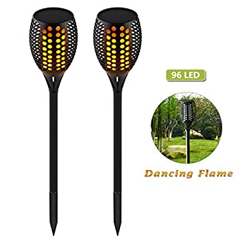 Solar Path Torches Light Outdoor Waterproof