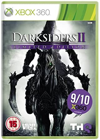 Darksiders II - Limited Edition - Includes Argul's Tomb Expansion Pack (Xbox 360)