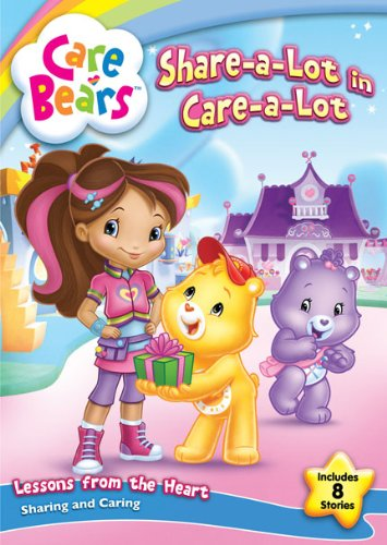 Care Bears: Share-A-Lot In Care-A-Lot front-336216