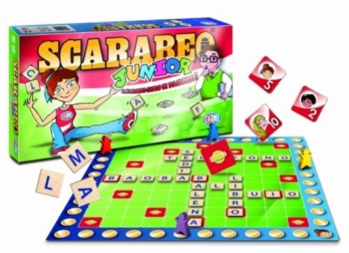 Editrice giochi 6034023 gioco scarabeo junior - Scarabeo gioco da tavolo ...