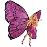 Barbie: Mariposa Magic Wings Mariposa Doll