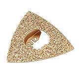 SILVERLINE Triangular Carbide Rasp 80mm
