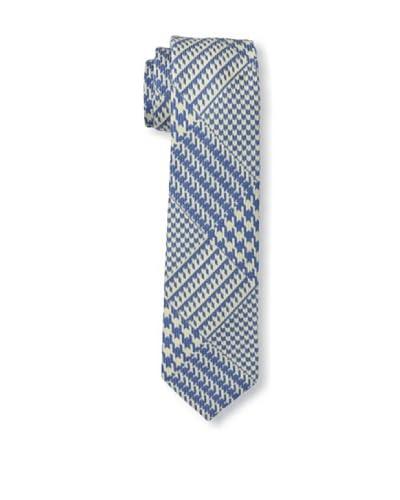 Gitman Men's Multi Pattern Tie, Blue