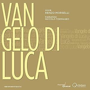 Vangelo di Luca [St. Luke's Gospel] Audiobook