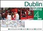 Dublin PopOut Map: pop-up city street...